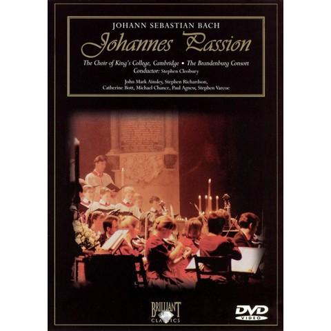 Johann Sebastian Bach: Johannes Passion (Widescreen)