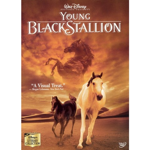 Young Black Stallion (S) (Widescreen, Fullscreen) (Disney's Literary Collection)