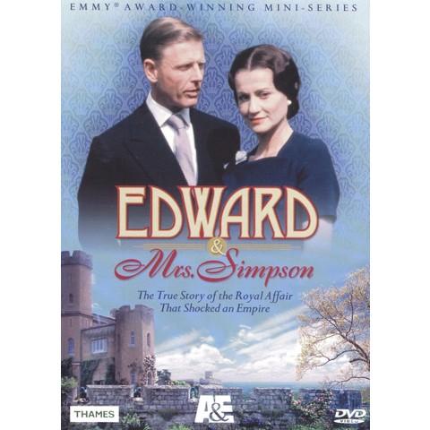 Edward & Mrs. Simpson (2 Discs)