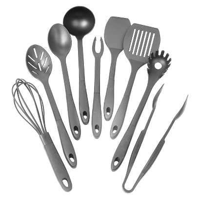 Calphalon Kitchen Essentials Nylon Utensil Set - 9 piece