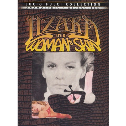 A Lizard in a Woman's Skin (Special Edition) (Widescreen)