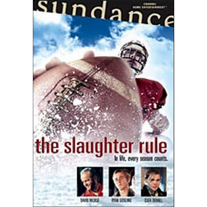 The Slaughter Rule (Widescreen)