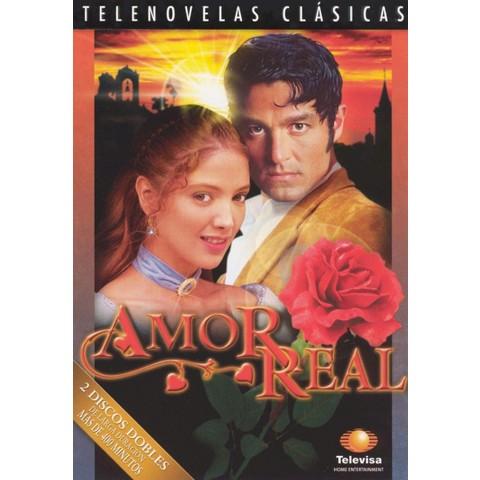Amor Real (2 Discs) (S) (Telenovelas Clásicas)