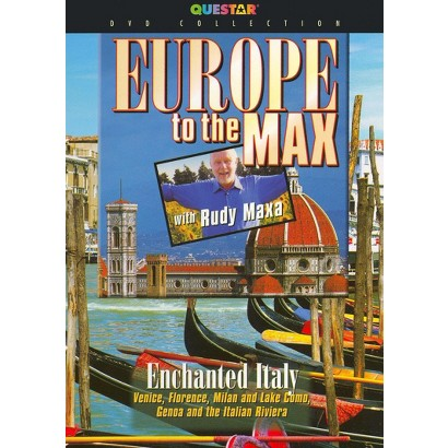 Rudy Maxa: Europe to the Max - Enchanted Italy (Widescreen)