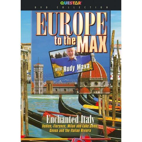 Rudy Maxa: Europe to the Max - Enchanted Italy (Widescreen)