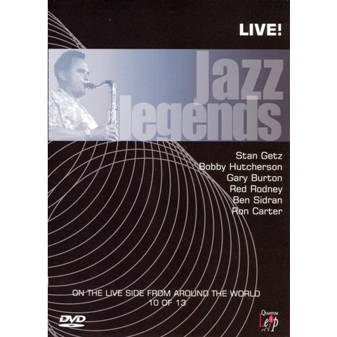 Jazz Legends Live!, Vol. 10