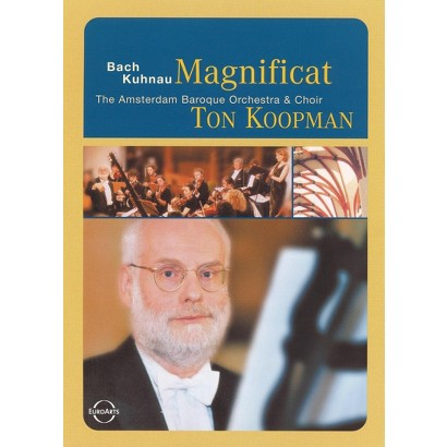 Bach/Kuhnau: Magnificat - The Amsterdam Baroque Orchestra & Choir/Koopman (Widescreen)