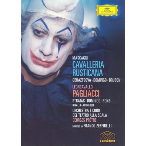 Mascagni: Cavalleria Rusticana Pretre/Leoncavallo: Pagliacci Pretre