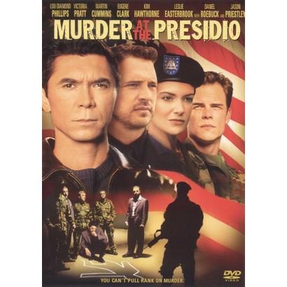 Murder at the Presidio (Widescreen)