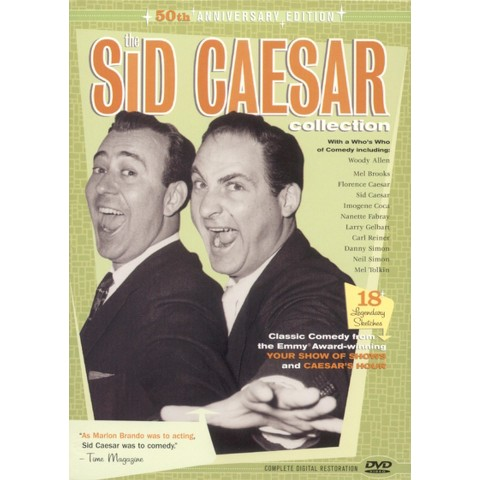 The Sid Caesar Collection (3 Discs) (50th Aniversary) (S)
