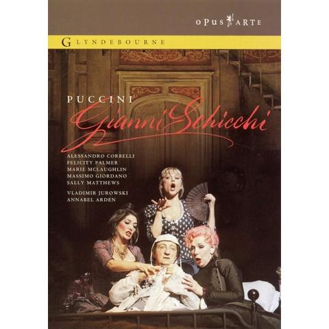 Puccini: Gianni Schicchi (Widescreen)