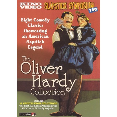 Slapstick Symposium Too: The Oliver Hardy Collection