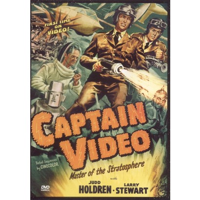 Captain Video (2 Discs)