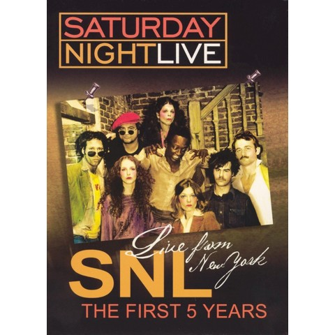 Saturday Night Live: Live From New York - The First Five Years (Classic Collection)