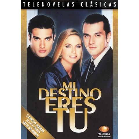 Mi Destino Eres Tu (2 Discs)