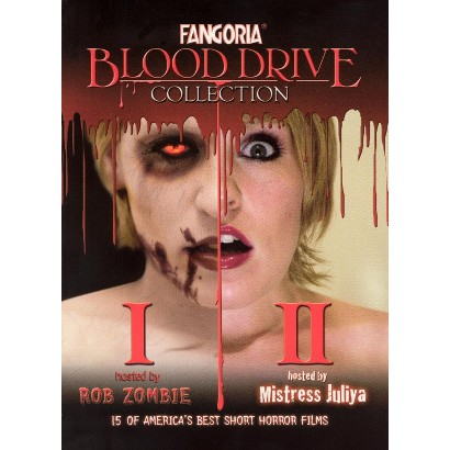Fangoria: Blood Drive Collection