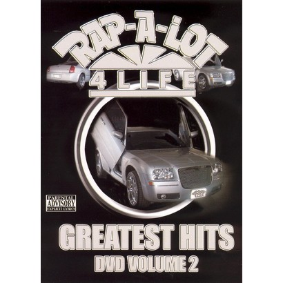 Rap-A-Lot Greatest Hits DVD, Vol. 2