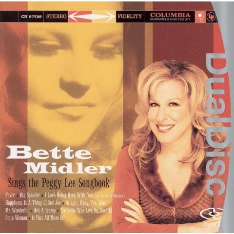 Sings the Peggy Lee Songbook (DualDisc)