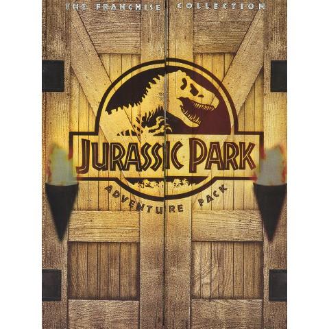 Jurassic Park Adventure Pack (3 Discs) (Widescreen)