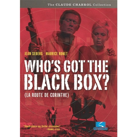 Who's Got the Black Box? (Widescreen) (The Claude Chabrol Collection)