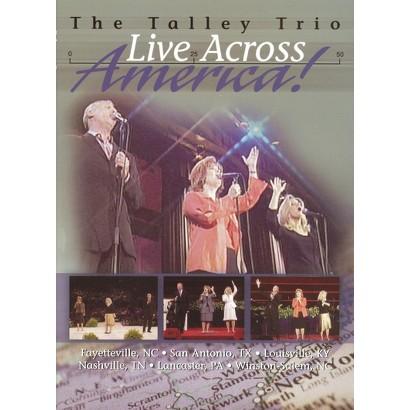 The Talley Trio: Live Across America!