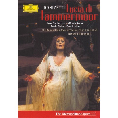 Donizetti: Lucia di Lammermoor - Bonynge