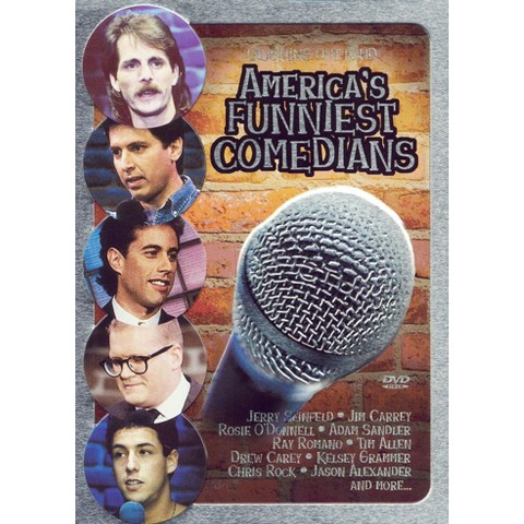 Laughing Out Loud: America's Funniest Comedians [Tin Can Collector's Edition] [5 Discs]