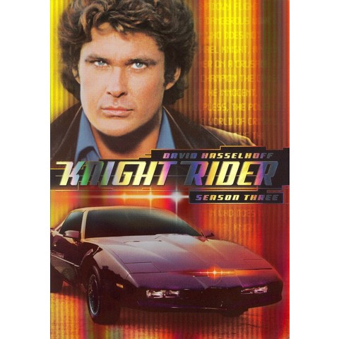 Knight Rider: Season Three (3 Discs)