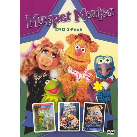 Muppets Movie Collection (3 Discs)