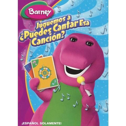 Barney: Juguemos a Puedes Cantar Esa Cancion?