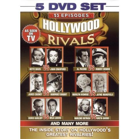 Hollywood Rivals (5 Discs)