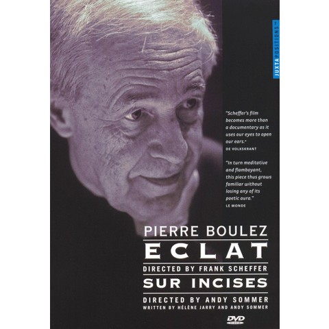 Pierre Boulez: Juxta Positions (Widescreen)