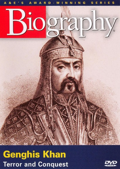 a biography of genghis khan Genghis khan remains one of the most feared and respected conquerors of all  time his biography is shrouded in mystery and contradiction, but the facts about .