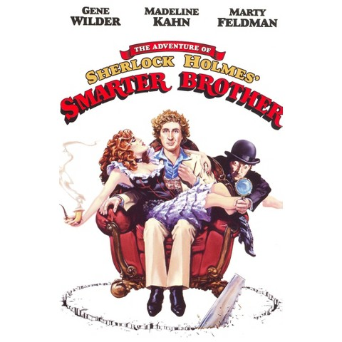 The Adventures of Sherlock Holmes' Smarter Brother (Widescreen)