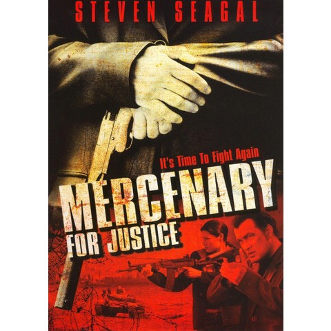 Mercenary for Justice (Widescreen)