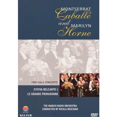 Montserrat Caballe & Marilyn Horne Concert