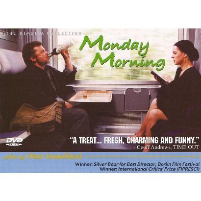 Monday Morning (Widescreen)