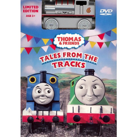 Thomas and Friends: Tales From the Tracks (Limited Edition with Toy)
