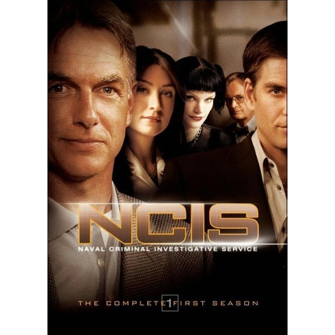 NCIS: The Complete First Season (6 Discs)