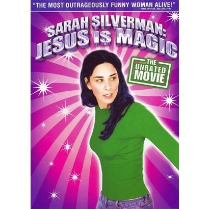 Sarah Silverman: Jesus Is Magic (Widescreen)