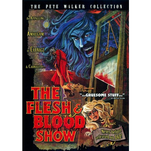 The Flesh & Blood Show (Widescreen) (The Pete Walker Collection)