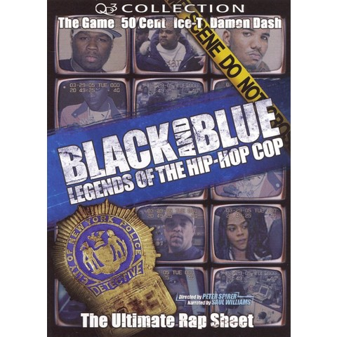 Black and Blue: Legends of the Hip-Hop Cop (Widescreen) (QD3 Collection)