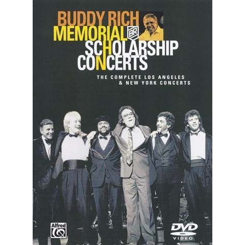 Buddy Rich: Memorial Scholarship Concerts (2 Discs)