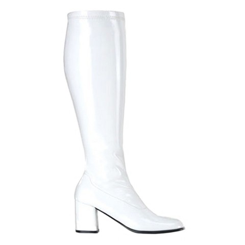 Gogo Adult Boots - White