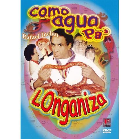 Como Agua Pa' Longaniza (R) (Fullscreen)