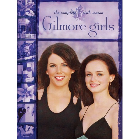 Gilmore Girls: The Complete Sixth Season (6 Discs)