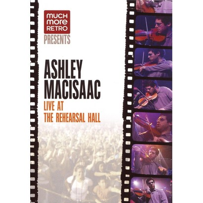Ashley MacIsaac: Live at the Rehearsal Hall