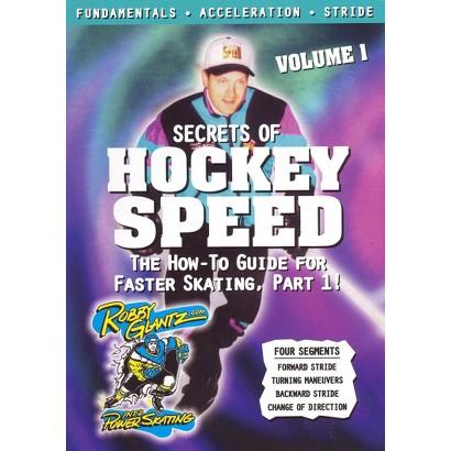 Robby Glantz: Secrets of Hockey Speed, Vol. 1