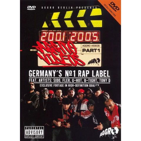 Aggro Berlin Presents: Aggro Videos Part 1 - 2001-2005 (R)