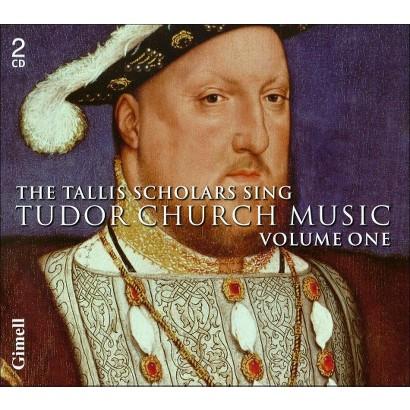 Tudor Church Music, Vol.1: Tallis Scholar
